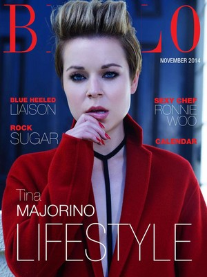 Tina Majorino - Bello Magazine Cover - 2014