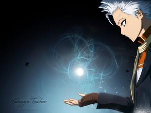 Toushirou Hitsugaya Bleach Anime Wide