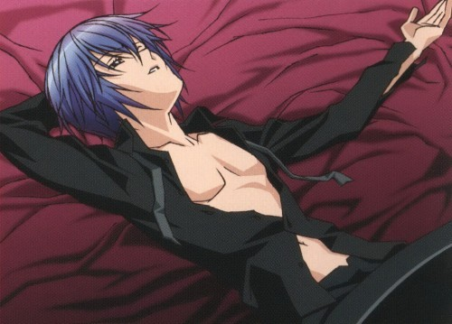 animés et personnages chauds et sexy fond d'écran containing animé titled Tsukiyomi Ikuto