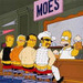 U2 visits Moe's - the-simpsons icon