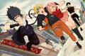 Uchiha Sasuke  - uchiha-sasuke fan art