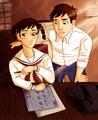 Umi and Shun