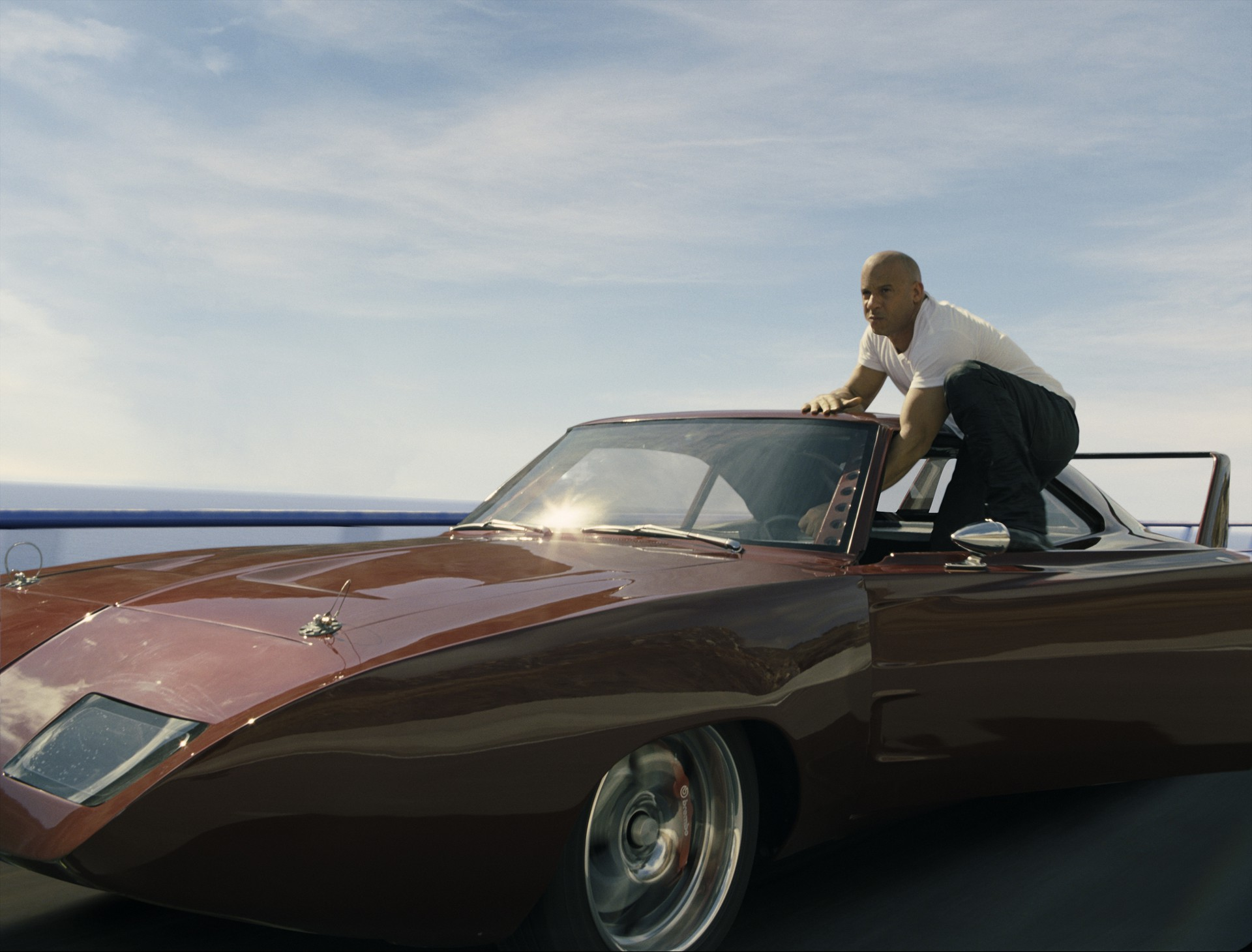 Vin Diesel Images Vin Diesel As Dom Toretto In Fast And Furious 6 Hd