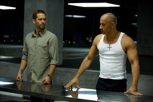 Vin Diesel as Dom Toretto in Fast and Furious 6