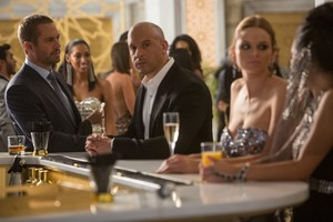 Vin Diesel as Dom Toretto in Furious 7