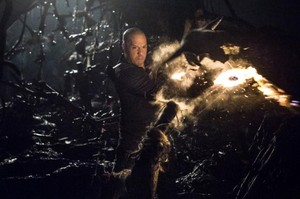 Vin Diesel as Kaulder in The Last Witch Hunter