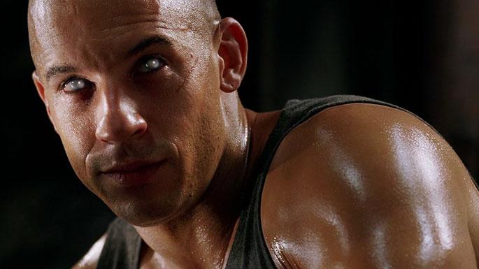 Vin Diesel Black