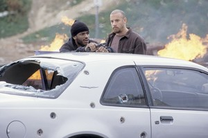 Vin Diesel as Sean Vetter in A Man Apart