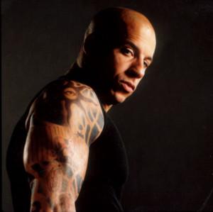 Vin Diesel as Xander Cage in xXx