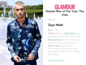 Vote Sexiest Men of the jaar