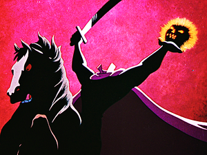 Walt disney Screencaps - The Headless Horseman