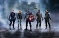 Which Side Are You? - captain-america photo