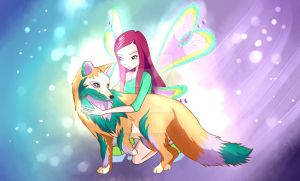 Winx Club Images Wallpaper And Background Photos