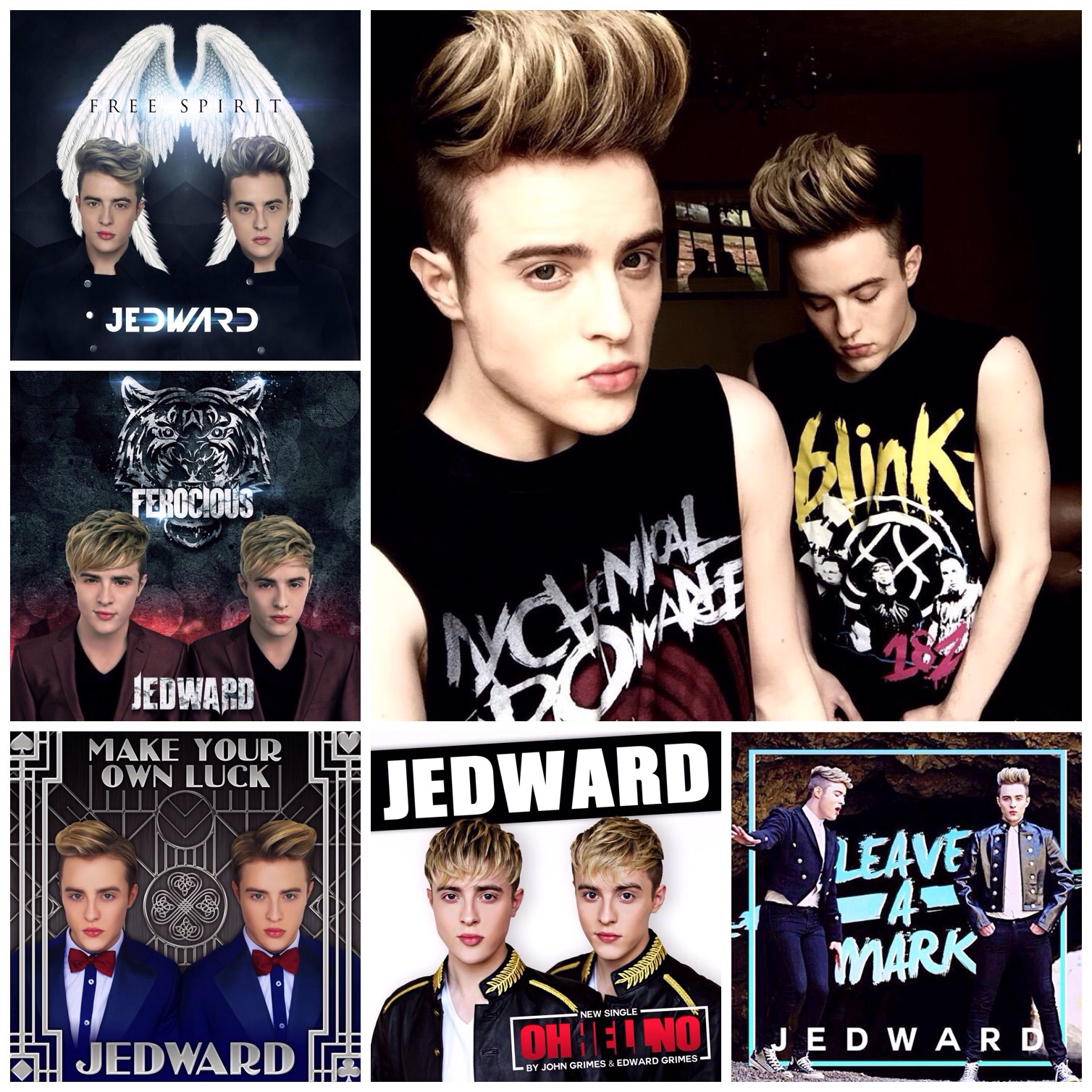 Written by Jedward