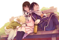 Yato, Hiyori, Yukine