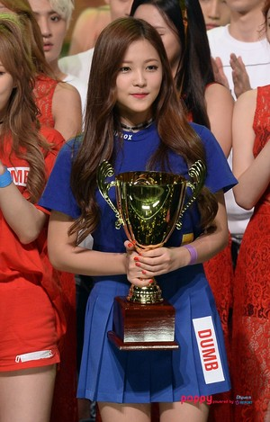 Yeri at montrer Champion