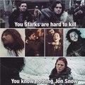आप Starks are hard to kill