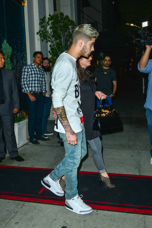 Zayn at Mastro's Steakhouse