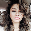 Zendaya Coleman photo with a portrait called Zendaya