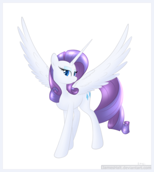 alicorn rarity