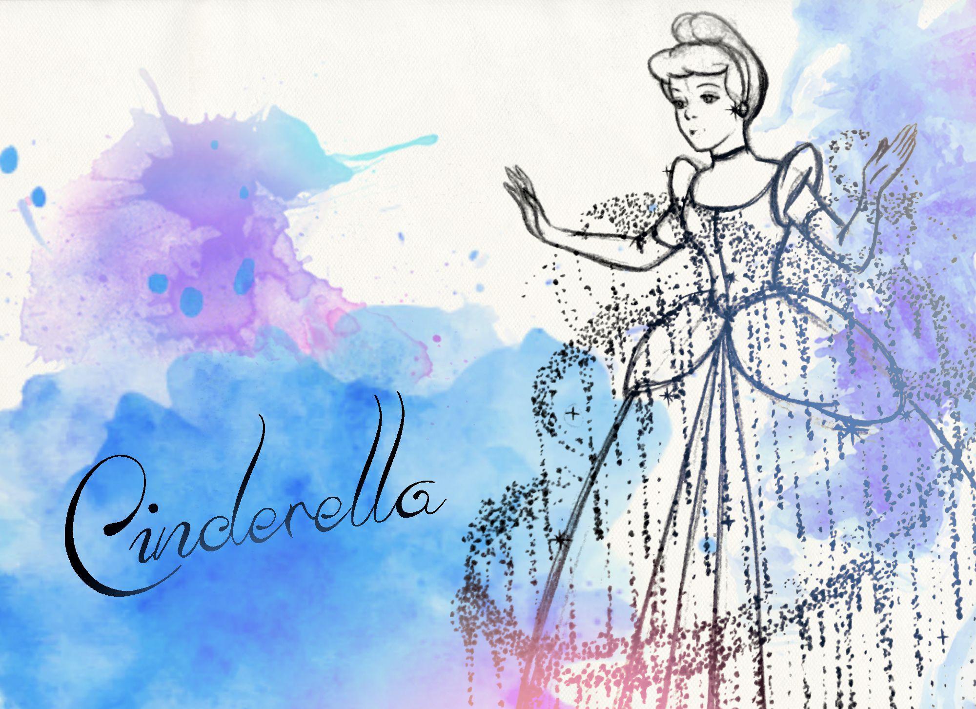 cinderela wallpaper