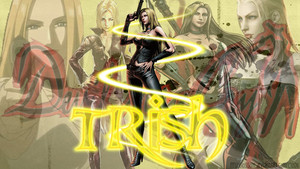 Devil May Cry Trish