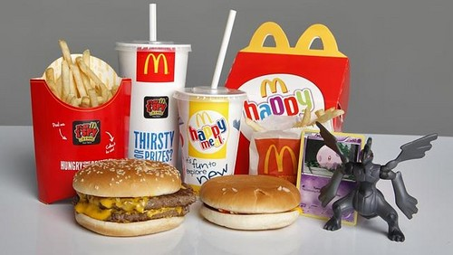 McDonald's wallpaper titled happy meal and toy