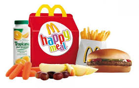 happy meal healthy
