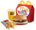 happy meal options Beef burgers - mcdonalds photo