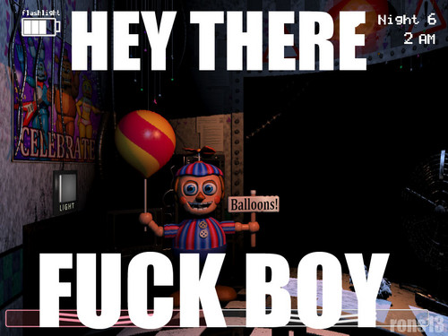 Five Nights At Freddy's hình nền probably with anime titled xin chào there fuckboy