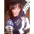 keke palmer got her michael jackson shirt on - michael-jackson photo