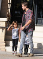 mason disick got his michael jackson shirt on with his daddy scott disick - michael-jackson photo