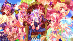 no game no life Anime characters