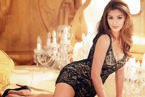 Sexy photo angel locsin