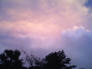 sky horizontal