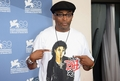 spike lee got his michael jackson shirt on - michael-jackson photo
