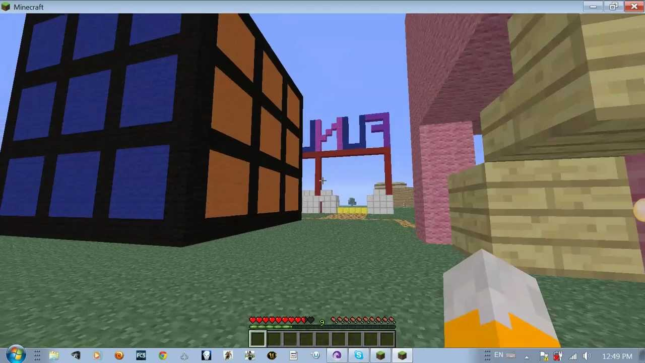Stampylongnose Images Stampy Copy World Screenshot Minecraft HD Wallpaper And Background Photos