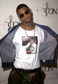 usher got his michael jackson shirt on - michael-jackson photo