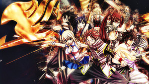 wallpaper fairy tail oleh siradamantio d66d3gm