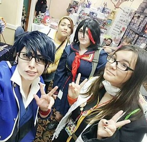 with Christines Cosplay
