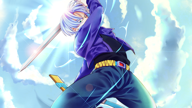 Future Trunks Dragon Ball Z Foto 38925452 Fanpop