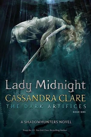 'Lady Midnight' official cover