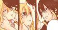 *Mavis kiss Zeref*