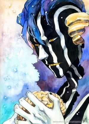 *Mayuri Holding Nemuri's Brain*