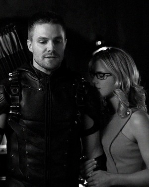 ★ Oliver and Felicity ★