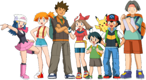 pokémon personages