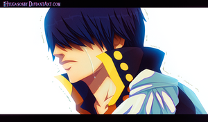 *Zeref's Tears: I shouldn't have fallen in love*