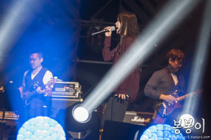 150919 IU at Melody Forest Camp konsert