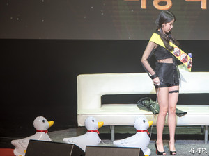150920 李知恩 Debut 7th Anniversary Fanmeeting '2015 李知恩 Awards'