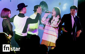 151010 IU @ Mexicana Glamping Concert
